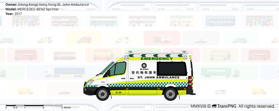 [22063] Hong Kong St. John Ambulance 22063