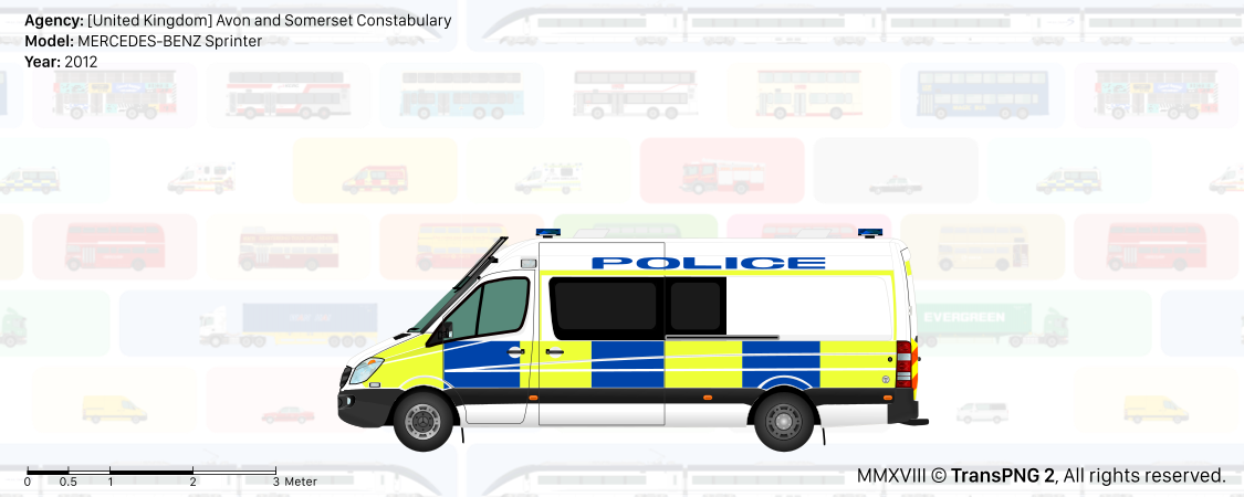 Government / Emergency Vehicle 22101