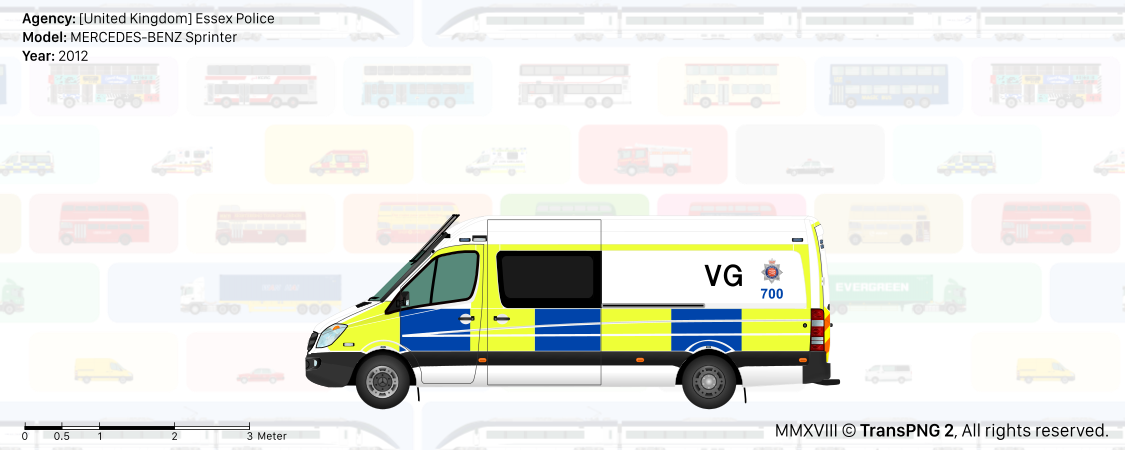 Government / Emergency Vehicle 22102