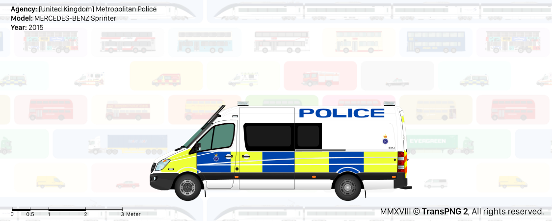 Government / Emergency Vehicle 22103
