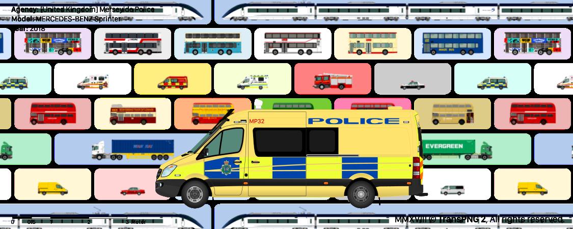 [22105] Merseyide Police 22105