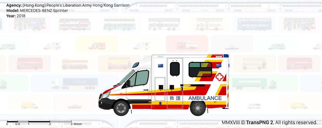 Government / Emergency Vehicle 22109
