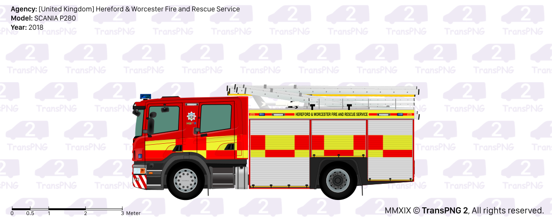 [22133] Hereford & Worcester Fire and Rescue Service 22133