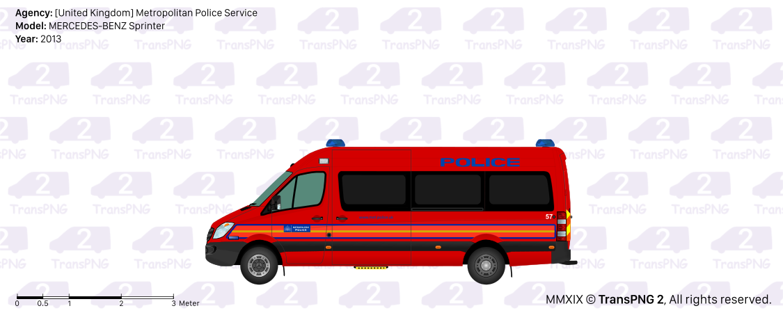 Government / Emergency Vehicle 22151