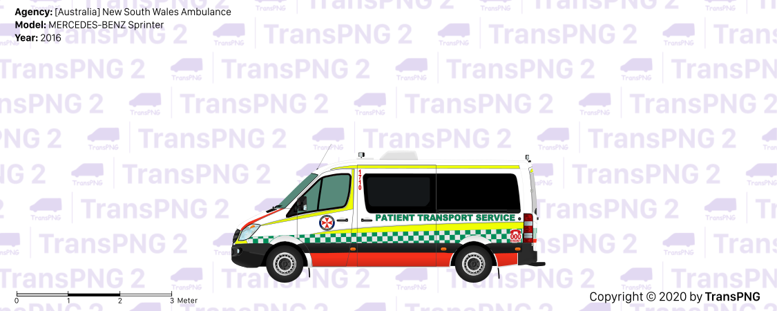 [22170] New South Wales Ambulance 22170