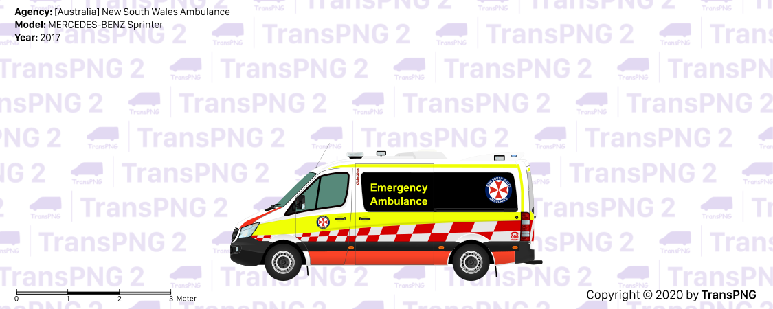 [22173] New South Wales Ambulance 22173