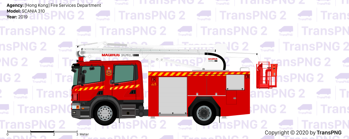 [22233] 香港消防處 22233