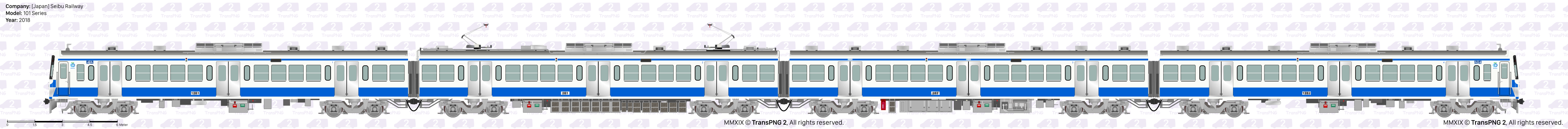 [24011] 西武鉄道 24011