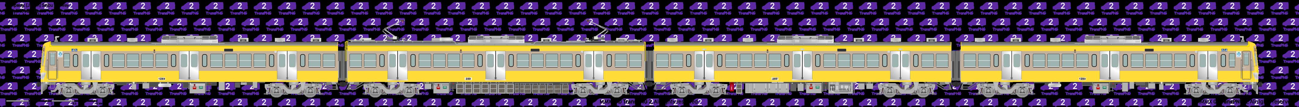 [24012] 西武鐵道 24012