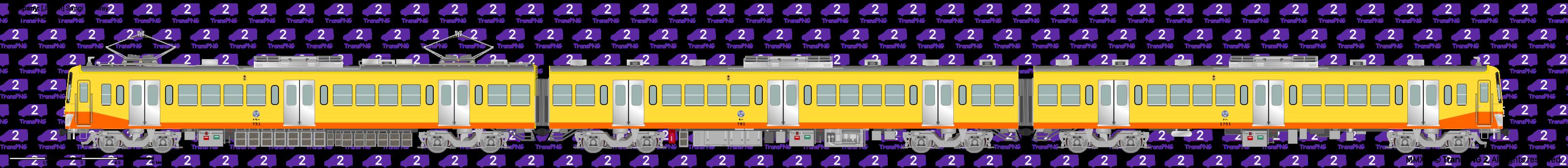 鉄道列車 24023