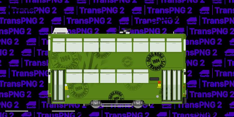 [24055] 香港電車 24055