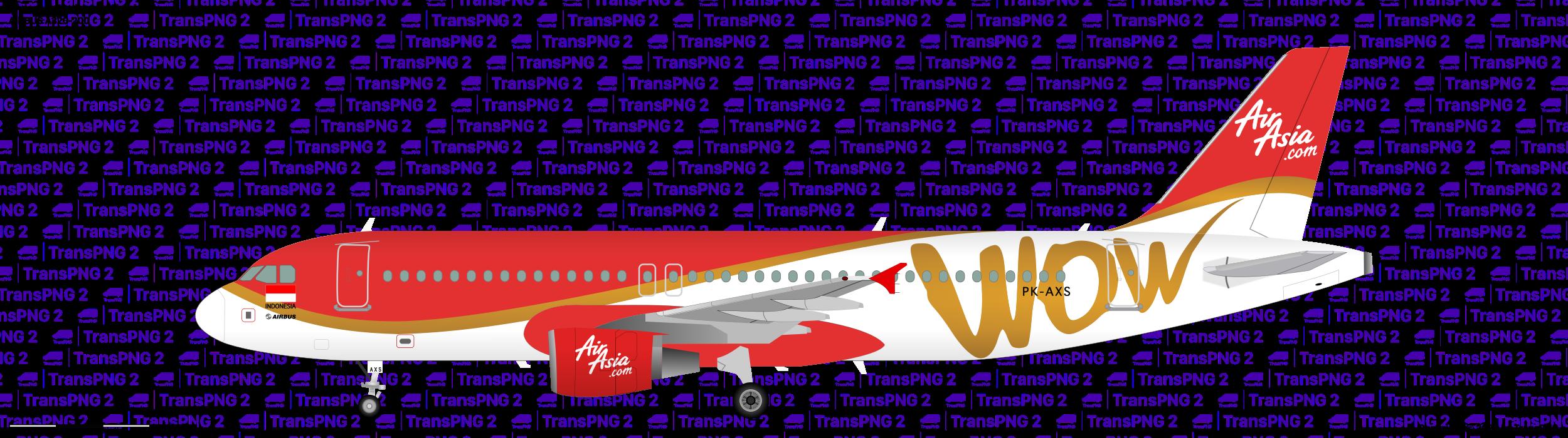 [25053] 印尼亞洲航空 25053