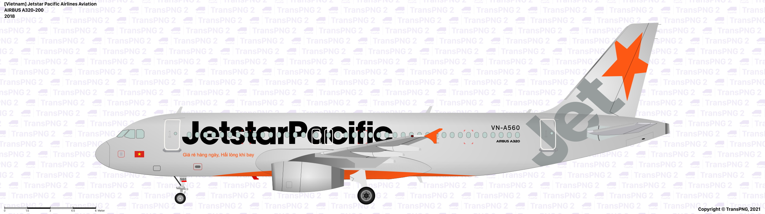 [25090] Jetstar Pacific Airlines Aviation 25090