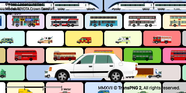 TransPNG CHINA | 分享世界各地多种交通工具的优秀绘图 - 轿车 26001