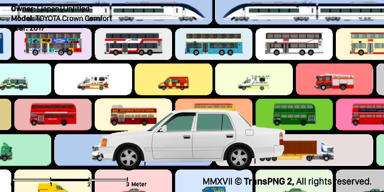 TransPNG CHINA | 分享世界各地多种交通工具的优秀绘图 - 轿车 26002