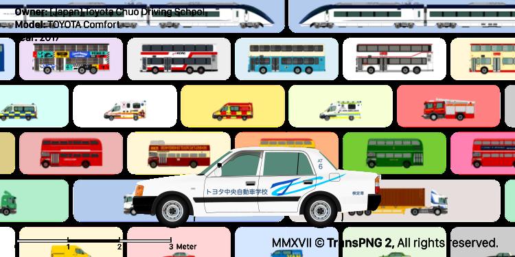TransPNG CHINA | 分享世界各地多种交通工具的优秀绘图 - 轿车 26003
