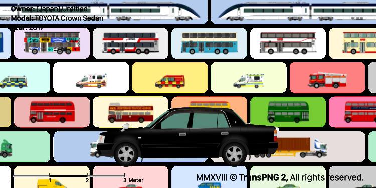 TransPNG CHINA | 分享世界各地多种交通工具的优秀绘图 - 轿车 26006