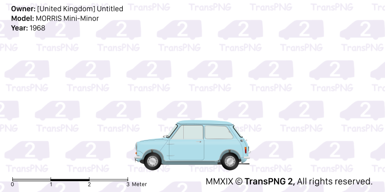 TransPNG CHINA | 分享世界各地多种交通工具的优秀绘图 - 轿车 26012