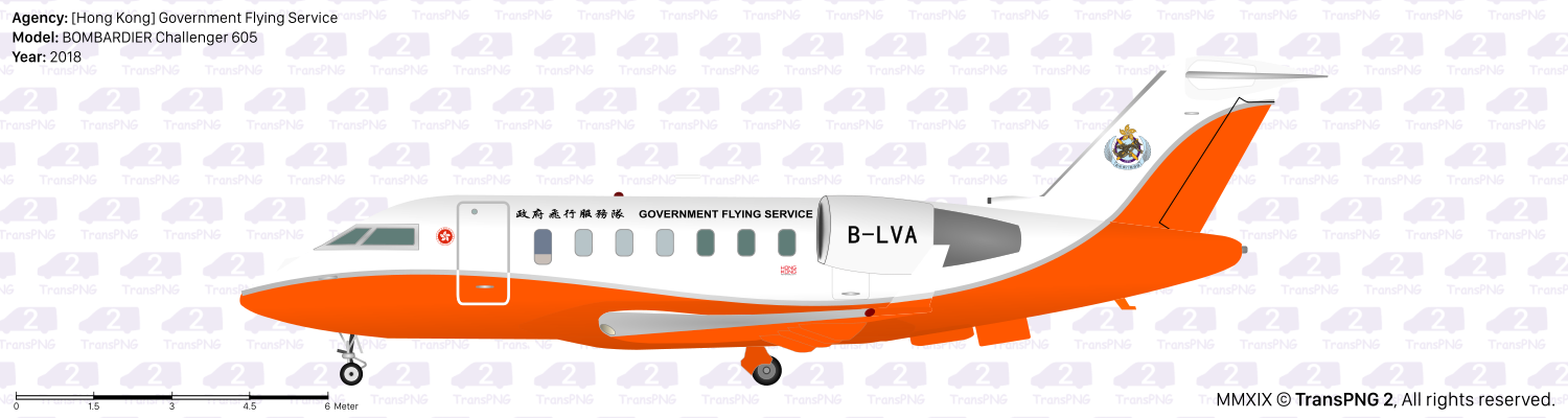 [27001] Hong Kong Government Flying Service 27001