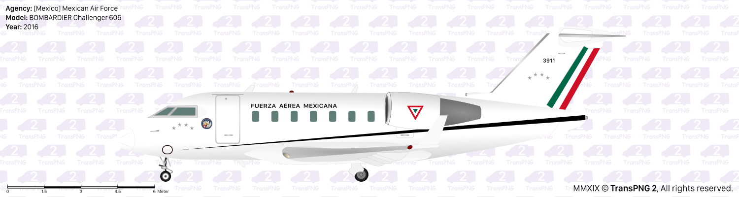 [27005] Mexican Air Force 27005
