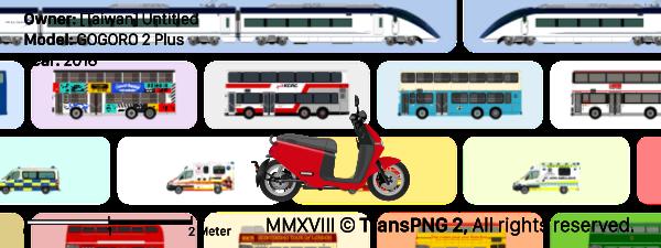 TransPNG TAIWAN | 分享世界各地多種交通工具的優秀繪圖 - 機車 29006