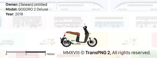 TransPNG TAIWAN | 分享世界各地多種交通工具的優秀繪圖 - 機車 29009