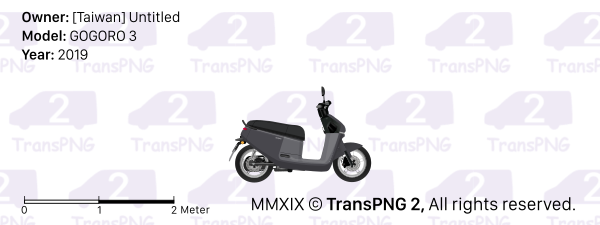 TransPNG.net | 分享世界各地多種交通工具的優秀繪圖 - 電單車 29018