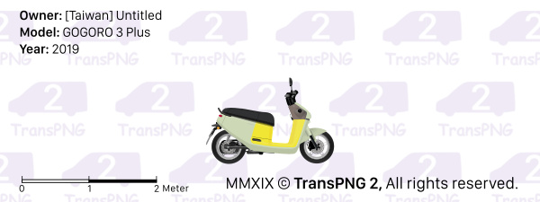 TransPNG.net | 分享世界各地多種交通工具的優秀繪圖 - 電單車 29019