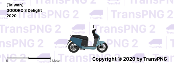 TransPNG.net | 分享世界各地多種交通工具的優秀繪圖 - 電單車 29038