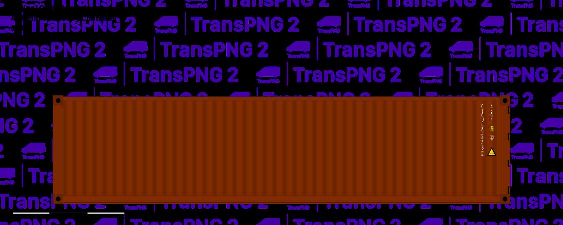 TransPNG CHINA | 分享世界各地多种交通工具的优秀绘图 - 集装箱 C20001