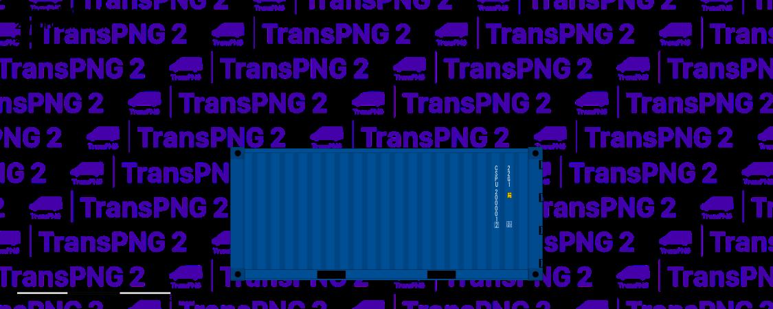 TransPNG CHINA | 分享世界各地多种交通工具的优秀绘图 - 集装箱 C20002