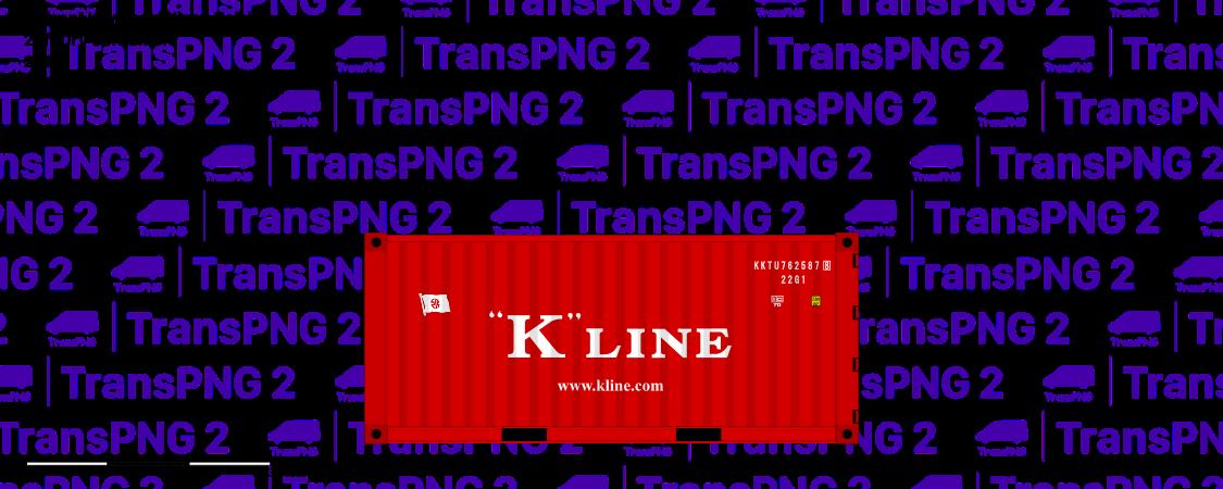 [C20009] 川崎汽船20呎乾貨貨櫃 C20009