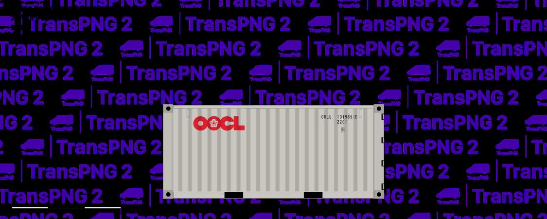 [C20011] 東方海外貨櫃航運20呎乾貨貨櫃 C20011