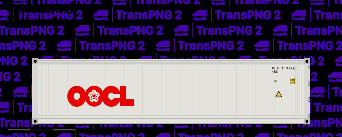 [C20016] 東方海外貨櫃航運40呎冷藏貨櫃 C20016