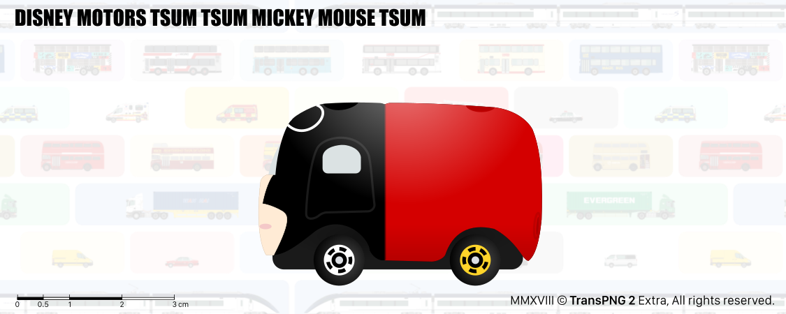 TransPNG CHINA | 分享世界各地多种交通工具的优秀绘图 - 多美卡 T20019