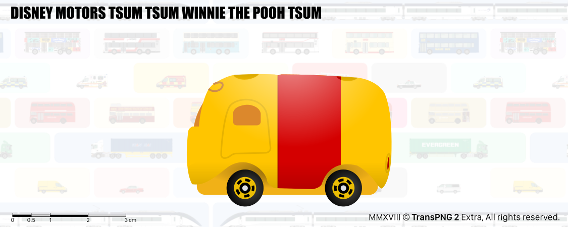 TransPNG CHINA | 分享世界各地多种交通工具的优秀绘图 - 多美卡 T20020