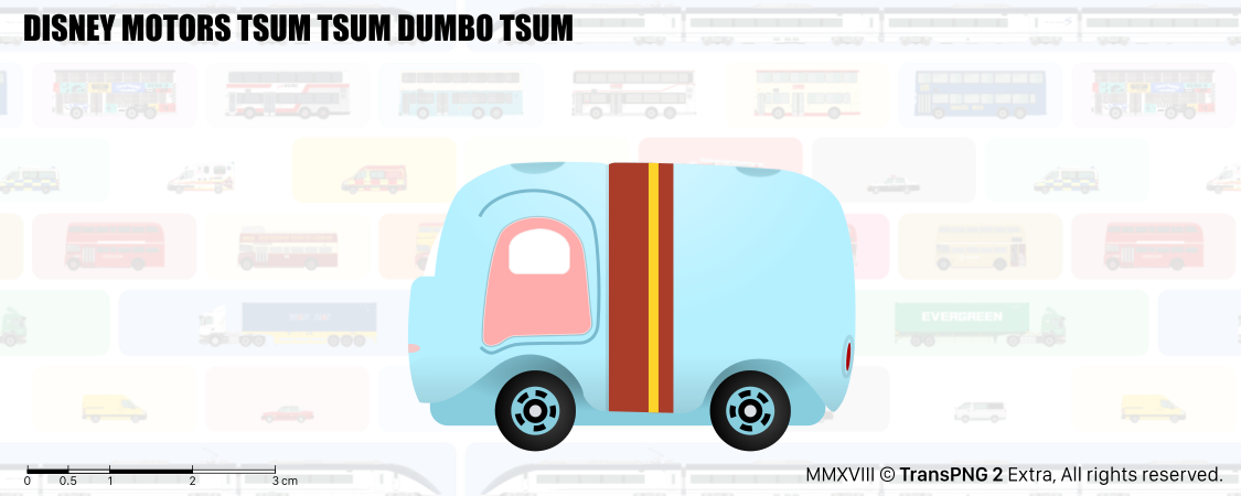 TransPNG CHINA | 分享世界各地多种交通工具的优秀绘图 - 多美卡 T20024