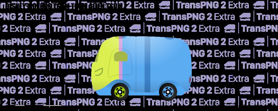TransPNG CHINA | 分享世界各地多种交通工具的优秀绘图 - 多美卡 T20026