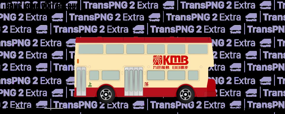 [T20035] Hong Kong Vintage Bus T20035